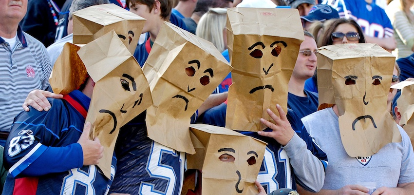 Miserable Bills Fans
